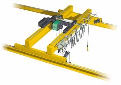 Pavement crane two-frame basic