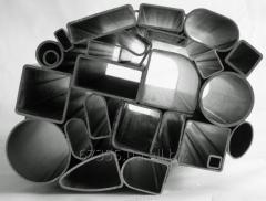 Трубы мебельные тонкостенные