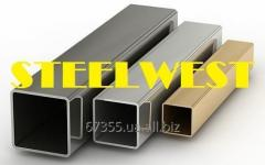 Pipes and tubes steel thin-walled