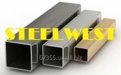 Трубы и трубки стальные тонкостенные(профильные и