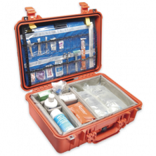 Medical case of Peli 1500EMS