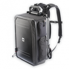 Backpack for the laptop and a video camera of S115
