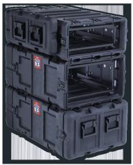 Container mobile BLACKBOX RACK.