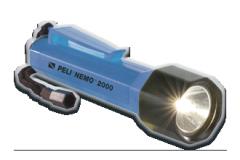 Подводный фонарь 2000N