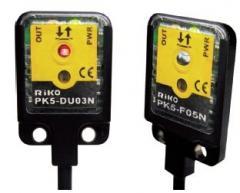 Photo sensor micro flat PK5 type