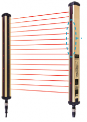Photo sensor barrier