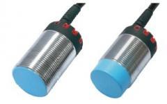 Датчик индуктивный цилиндрический высокотемпературный тип HPS