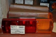 Фонарь задний левый с подсветкой 12В Номер в