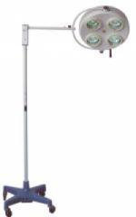 Lamp surgical shadowless YD01-4, floor (4-reflex)