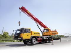 Palfinger Sany QY 25 C1 truck crane, / p 25 tons,