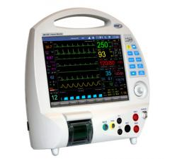 Reanimatsionno-surgical YuM-300S monitor (ECG,