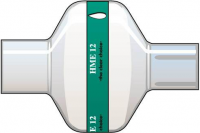 Warm and a moisture exchanger for adult HME 12