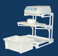 The UZO installation for ultrasonic presterilizing