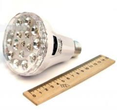Лампа на аккумуляторе YJ-1895L. Светодиодная.
