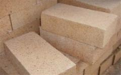 Brick fire-resistant MKV