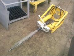 Установка направленного прокола грунта МП-250