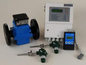 Electromagnetic heat meter Fort-04