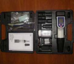 Oksimetr the oxygen measuring instrument in water