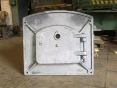 Portières pour des fours et cheminée