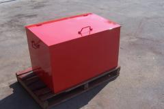 Ящик для песка, объём 0,2м.куб