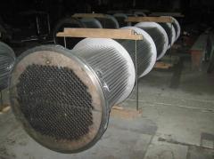 Трубные пучки для аппаратов теплообменных кожухотрубчатых