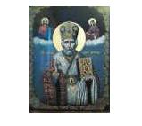 Icons on granite plates, granite icons