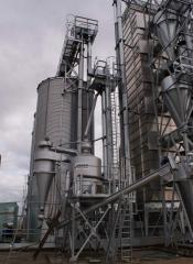 Сепараторы зерновые