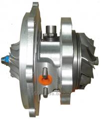 Average case of the turbine (cartridge)