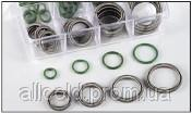 Set of sealing rings and springs of MC-91336