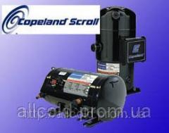 Copeland ZB 15 K4E TFD compressor. for