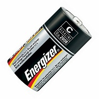 C LR-14 Energizer battery