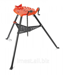 RIDGID 460 WORKBENCHES WITH THE CHAIN PIPE VICE