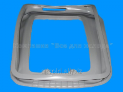 Cuffs of the Indesit TL-EVOII hatch