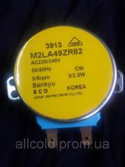 Моторчик для заслонки воздуха DE 31-10107 D, код