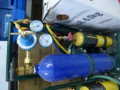 Свароч. пост СП-003 кислород 3 литра+мап или