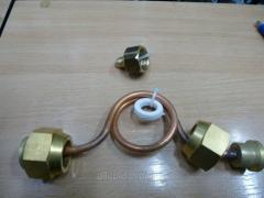 Adapters to gas station to Svaroch. post of the