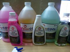 Means of cleaning of FavorCool Sb-910 conditioners