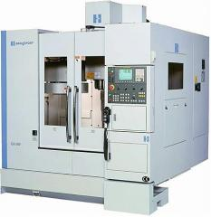 The processing centers of the increased accuracy (HARDINGE, the USA) fashions. GX480, GX480APC, GX600, GX1000, GX1300, GX1600