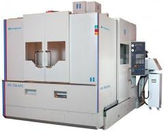 The processing centers high-precision (HARDINGE,