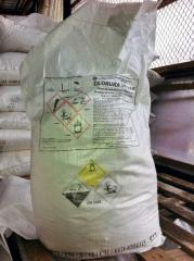 Lime chloride, state standard specification bleaching powder 1692-85, 1 grade (Romania)