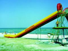 Inflatable waterslides production and sale,