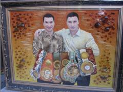 Klitschko uniform champion