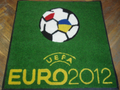 Carpets image with a logo or drawing TM GAPA. Rugs