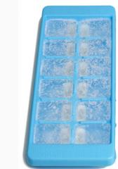 Изделия из пластмасс формовые, формы для льда,