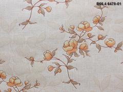 Wall-paper duplex B66,4 Oriental cherry Collection