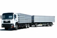 Automotive special equipment KRAZ-6511C4