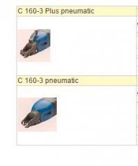 Ножницы пневматические  C 160-3 Plus pneumatic