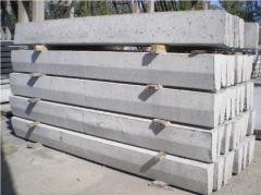 Borders road (concrete goods)