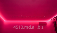 Натяжні стелі  Clipso светодизайн - светодиодная