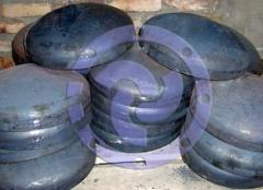 Plugs for pipes and boilers